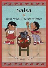 Salsa: Un poema para cocinar / A Cooking Poem Bilingual Cooking Poems