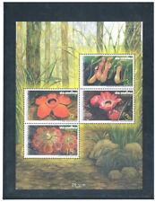 THAILAND 2006 Carnivorous Plants S/S (Flora) CV $ 3.25