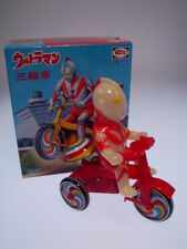 "GS Giappone Heroes ""Ultraman TRICYCLE"" Bullmark GIAPPONE, NUOVO/NEW/neufnnew BOX!"