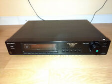 SONY ST-S530ES Stereo Radio Tuner Drehrad Digital Dial Tune DSD Circuit schwarz