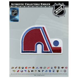 Colorado Avalanche Throwback Old Primary Team Logo Patch