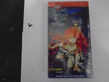 RECORD OF LODOSS WAR VHS NEW BIRTH OF A NEW KNIGHT SUBTITLES