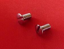 SME 3009 3012 Cojinete de borde cuchillo Tornillos de silla de montar marca nuevo SME parte