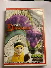 Dino Dan: T was A Dinosaur DVD