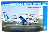 Trumpeter 1:48 Aerospatiale AS365N2 Dauphin Helicopter Model Kit
