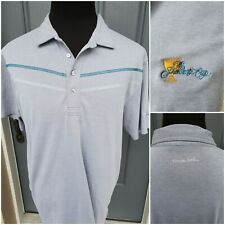 Travis Matthews Golf Polo With President Cup Logo Mens XL