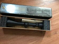 Leupold Rifleman 3-9x50mm Riflescope, Wide Duplex Reticle, Matte Black 58160
