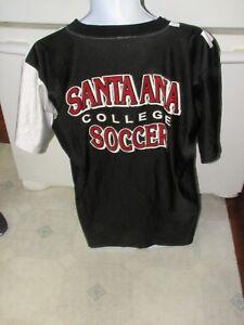 Santa Ana College practice Soccer Jersey Asics brand Men's Large