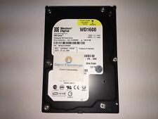 "Western Digital WD1600JB-75GVA0 160GB IDE HSBACTJAA 7200RPM 3.5"" HDD TESTED!"