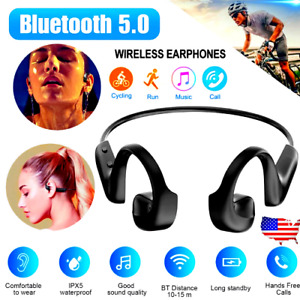 Audifonos Auriculares Bluetooth 5.0 inalambricos Earbuds Bone Conduction&EarHook