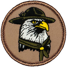 Great Boy Scout Patrol Patch! - #205 The Scout Eagle Patrol!