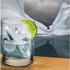 Titanic & Iceberg Silicone Ice Cube Shape Jelly Tray Maker Mould Large Shape UK