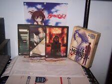 Monster: Art Box Set 1 - USED - Anime DVD - VIZ Media 2009 - 3-Disc Set