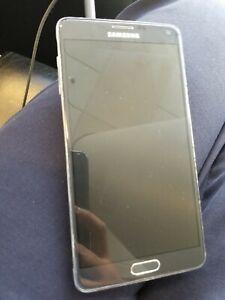 Samsung Galaxy Note 4 SM-N910R4 - 32GB - Black (U.S. Cellular) Smartphone