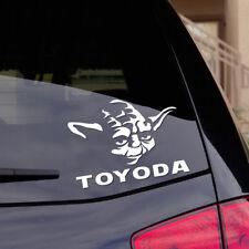 TOYOTA TOYODA STAR WARS vinyl car window decal sticker 13 COLORS