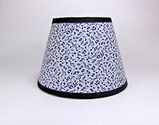 Music Musical Note Fabric Handmade Lampshade Lamp Shade