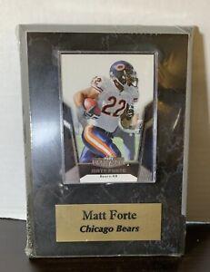 "Matt Forte Chicago Bears 5"" X 7"" Plaque"