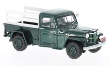 Jeep Pick Up 1954 Green / Wood 1 43 Model Neo Scale Models