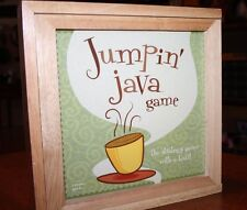 """Jumpin"""" Java Game - The Strategy Game with a Buzz! - Without the Caffeine!"""
