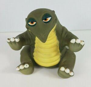 """1988 Pizza Hut Amblin Land Before Time SPIKE Dinosaur Rubber Hand Puppet 4.5"""""""