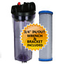 """One Stage 10"""" Whole House Water Clear Filter Housing Sediment - RVS WELL BOILER"""