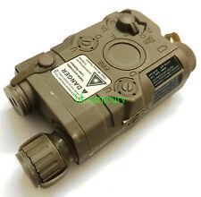 HKA Airsoft Battery Case Box Dummy AN / PEQ 15 (DE, DARK EARTH) US
