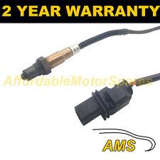 TRASERO 5 cables de banda ancha para Sensor Oxígeno Lambda O2 BMW Serie 6 3.0d