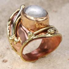 New Tara Mesa Moonstone Knuckle Ring ~ Size 8 Adjustable