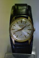 """Аtomik"" ~17J Rare cal.Unitas 6325 Swiss Circa 1960's GP Men's Wristwatch"