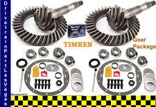 Dana 35 + 30 Jeep Ring and Pinion Gear Set Pkg Master Kit 4.56 Grand Cherokee