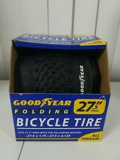 Goodyear Folding Bicycle Tire 27.5 x 1.75 And 2.125 All Terrain