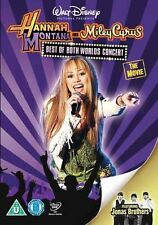 Hannah Montana and Miley Cyrus - Best of Both Worlds 2-D Concert [DVD] By Miley