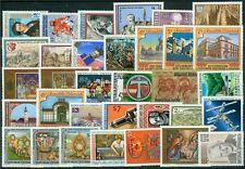 Österreich Jahrgang 1991 Michel Nr. 2013-2047 Block 10 postfrisch