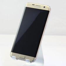 Samsung Galaxy S7 edge SM-G935F - 32GB - Gold Platinum - guter Zustand [Z2]