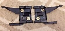 BMW E30 318is 325is 325i 318i Plastic Bumper Rear Side Mounting Bracket Pair