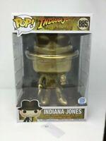 Funko POP! Disney: 10 inch Gold Indiana Jones #885 - N