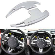 2x Aluminum Steering Paddle Shifter Extension for Ford Mustang 2015 2016 2017