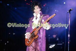 Rare Prince Purple Rain Tour Opener Detroit 1984 Fine Art Archival 8.5x11 Photo