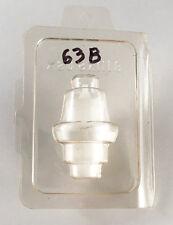 Binks D63B Delrin Fluid Nozzle for Model 85 Series Electrostatic Spray Guns