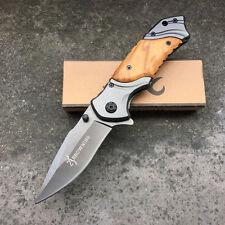 X49 Camping TACTICAL Hunting Knife Klappmesser Jagdmesser Taschenmesser Messer