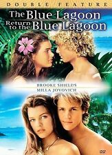 The Blue Lagoon/Return to the Blue Lagoon (Double Feature, 2 discs) (DVD, 2005,…
