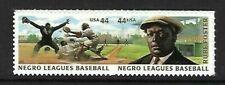 U.S. Scott 4466a - Negro Leagues Baseball- MNH SA VF  44c 2010