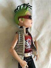 "Monster High Deuce Gorgon Snakes 1st Wave Boy 11"" Doll"