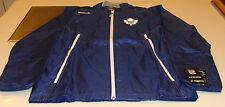 Toronto Maple Leafs NHL Hockey Reebok Center Ice Rink Jacket Full Zip Small