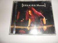 Cd   Shakira  – MTV Unplugged