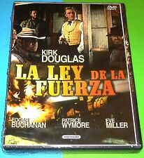 LA LEY DE LA FUERZA / The Big Trees - Precintada