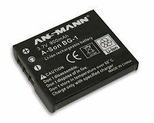 ANSMANN Li-Ion 3.7V Camera Battery Replacement For NP-BG1  NEW!!!