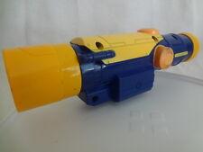 Nerf N-Strike Longshot CS-6 Tactical Rail Scope Attachment Blue Yellow