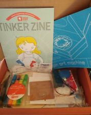 TINKER crate SPIN ART MACHINE - Arts & Crafts Kit - Ages 9+, Hands-on STEM LAB