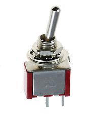 An/Off Mini Miniatur-kippschalter Schalter Auto Armaturenbrett SPST